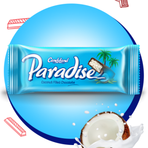 Candyland | Paradise Chocolate – Pack of 18