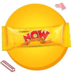 Candyland | Now Caramel Chocolate – Pack of 18