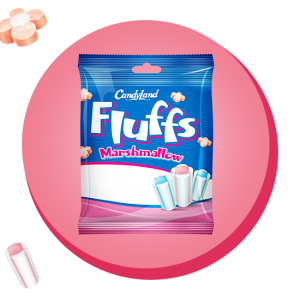 Candyland | Fluffs Marshmallow – Pack of 24