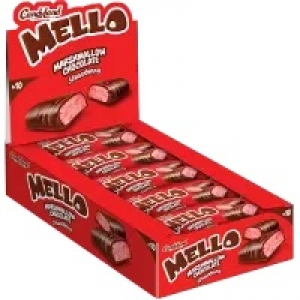 Candyland | Mello Bar Strawberry – Pack of 18