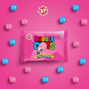 BP | Bubble Dots – Pack of 24