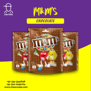 M&M's | M&M's Chocolate Pouch